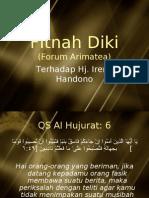 Fitnah-Diki
