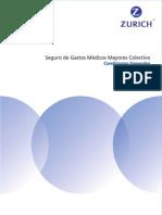 Condiciones Generales Seguro de Vida GMM (1)