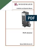 PG-PL Governor 36694