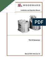 TG-10 Manual