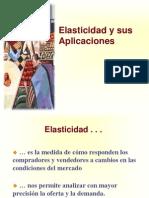 Elasticidad y Sus Aplicaciones