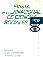 Revista Sociologica Burocrfacia