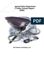 Contact Data Annual Report 2005
