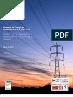 Informe AEGR 2012