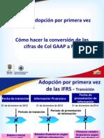 09 NIIF 1 Adopcion Primera Vez
