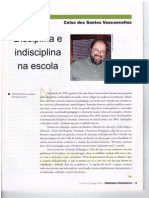 Disciplina e Indisciplina Na Escola Vasconcelos