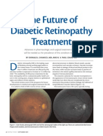 The Future of Diabetic Retinopathy Treatment