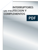 interruptores termomagneticos bticino