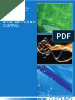 Ultrasonic Algae Control