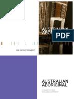 U7 Australian Aboriginal 16Pages 2012