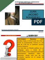 Juan Jacobo Rousseuo