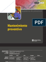 QP Manteniment Preventiu CAST