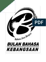 Logo Bulan Bahasa