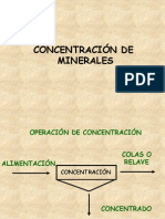 Diapositivas de Concentracion