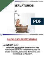 Calculo Reservatorios