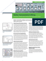 Bentley Instrumentation and Wiring Product Data Sheet