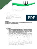 Relatoría ASAMBLEA de Estudiantes de Psicología 04_05_2013