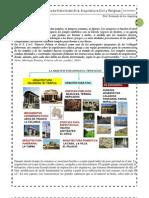 Ficha de Historia Del Arte; Arquitectura Romana Civil y Religiosa
