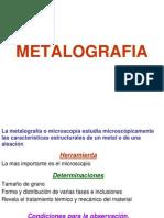 Mec 265 Metalografia