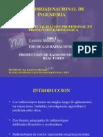 PRODUCCION DE RADIOFARMACOS
