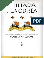 La Iliada y La Odisea Ilustrada Por Marcia Williams (1)