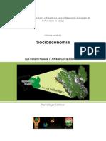Satipo Socioeconomia