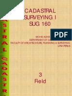 Chapter 3- Fieldwork