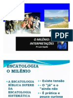 Escatologia Sayao