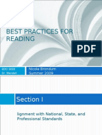 College Book PPT Best Practices