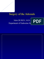 Adrenal Diseases