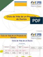 Cp2-Ciclo de Vida de Un Proyecto de Ductos