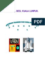 Pelan Tindakan Program Transisi 2013