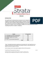 CompTIA Strata IT Fundamentals FC0-U41
