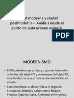 Ciudad Postmoderna