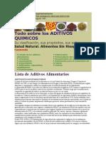 Aditivos su codigo y aplicaciones.doc