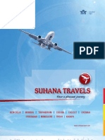 Suhana Travels - E-brochure