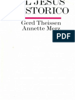 Libro Theisen Gerd El Jesus Historico