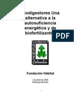 Biodigestores Una alternativa a la autosuficiencia energética y de biofertilizantes.doc