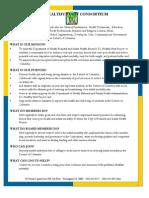 Consortium 1 Page Intro