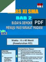 Bab II Masyarakat Madani.ppt