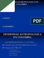 DIVERSIDAD ANTROPOLOGICA