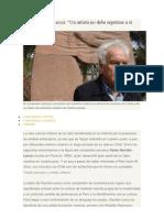 Celso Garrido Entrevista en Chile