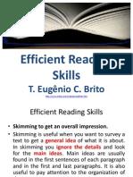 Efficient Reading Skills