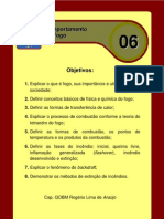Manual - Comportamento Do Fogo