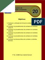 Manual - Operações de Combate a Incêndios