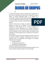 Tegnologia de Grupos