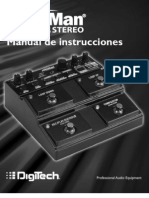 JamMan Stereo Manual Spanish