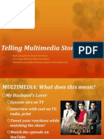 Multimedia Stories