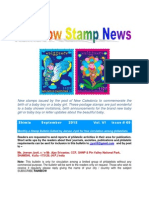 Rainbow Stamp News September 2013