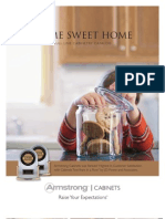 Home Sweet Home - 2009 Armstrong Cabinets Brochure